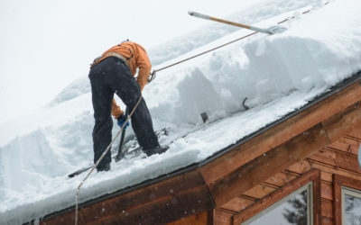 The Dangers of Ice Dams