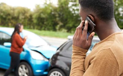 What You Should Do If You Get into an Auto Accident